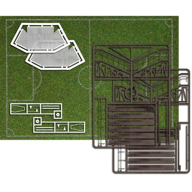 Busch 6471 30 Super-Stecktannen H0