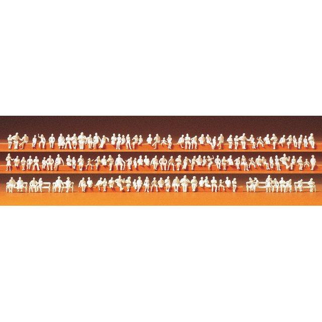 Preiser N 79007 Sitzende Personen Neuware