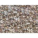 Faller 170610 H0 Mauerplatte, Naturstein, Monzonit
