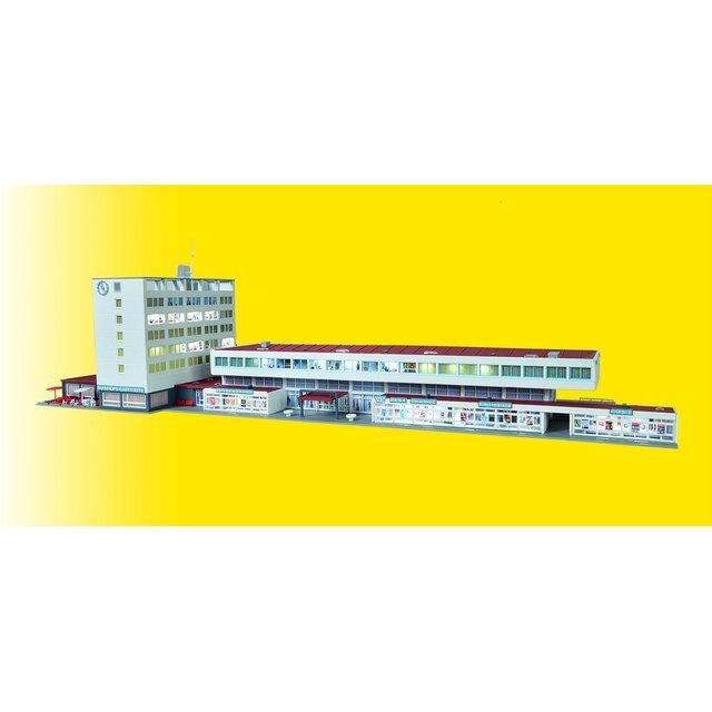 Kibri 37517 N Bahnhof Kehl inkl. Etageninnenbeleuchtung
