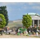 Busch 1090 Friedhof Ausgestaltung H0