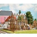 Busch 1370 Fachwerkhaus Rohbau H0
