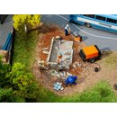 Faller 180344 Baumaschinen-Set H0