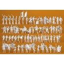 Preiser 16355 H0 Fasching, Fastnacht, Karneval, 68...