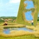 Busch 1312 See mit Ufer H0/N/TT