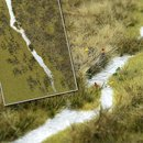 Busch 1313 Flusslandschaft H0/N/TT