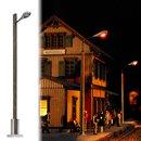 Busch 4134 Lampe mit Holzmast H0